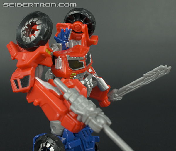 Transformers Prime Beast Hunters Cyberverse Optimus Prime (Image #47 of 100)