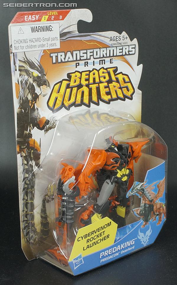Transformers Prime Beast Hunters Cyberverse Predaking (Image #3 of 102)