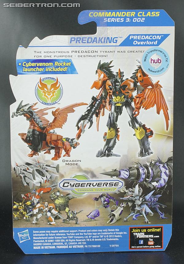 Transformers Prime Beast Hunters Cyberverse Predaking (Image #4 of 102)