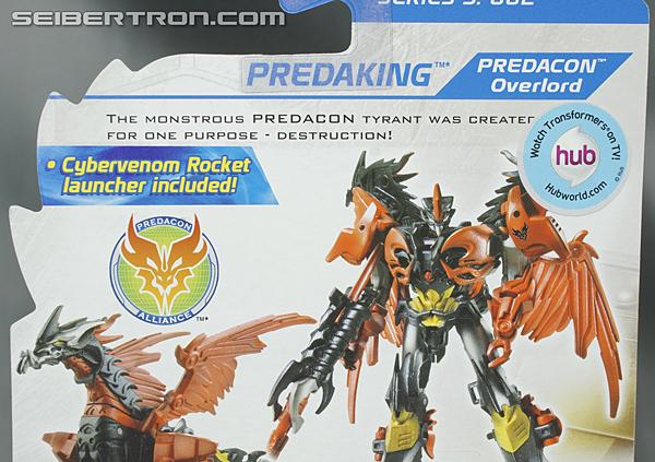 Transformers Prime Beast Hunters Cyberverse Predaking (Image #5 of 102)