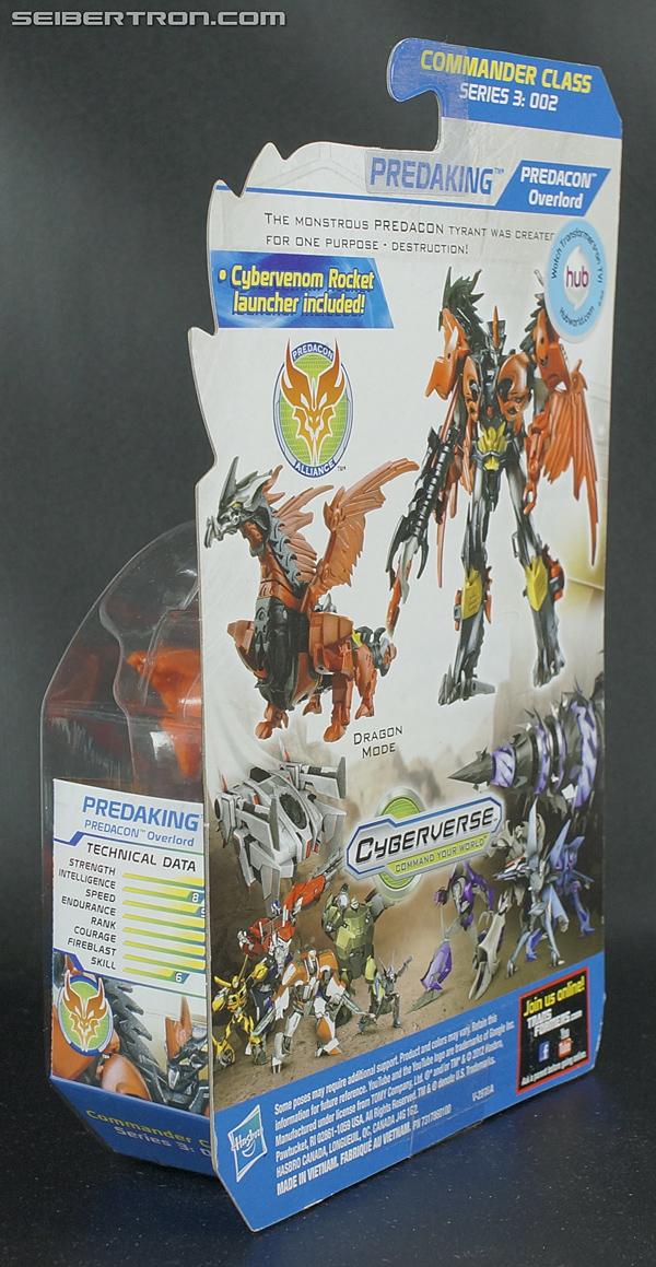 Transformers Prime Beast Hunters Cyberverse Predaking (Image #6 of 102)