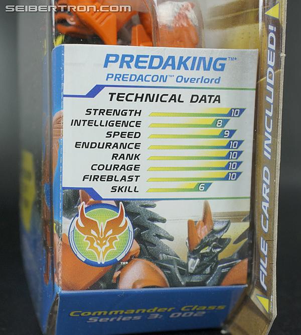 Transformers Prime Beast Hunters Cyberverse Predaking (Image #7 of 102)