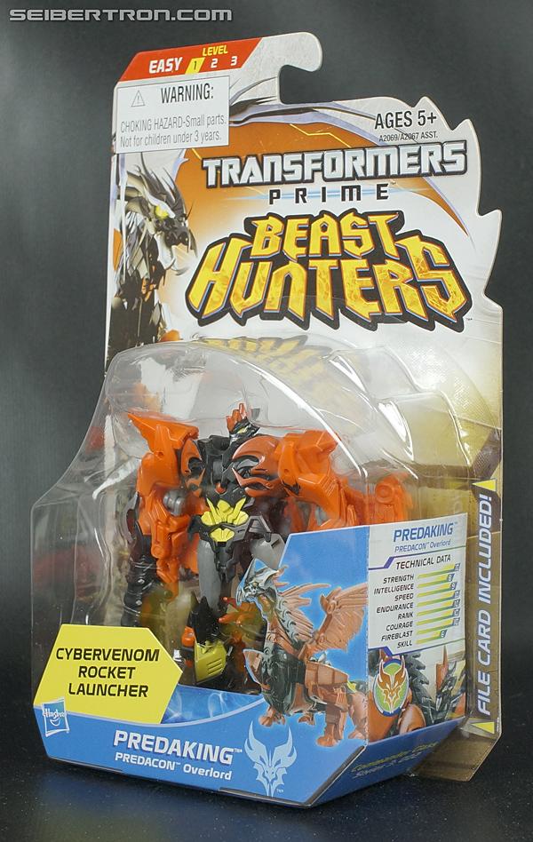 Transformers Prime Beast Hunters Cyberverse Predaking (Image #8 of 102)