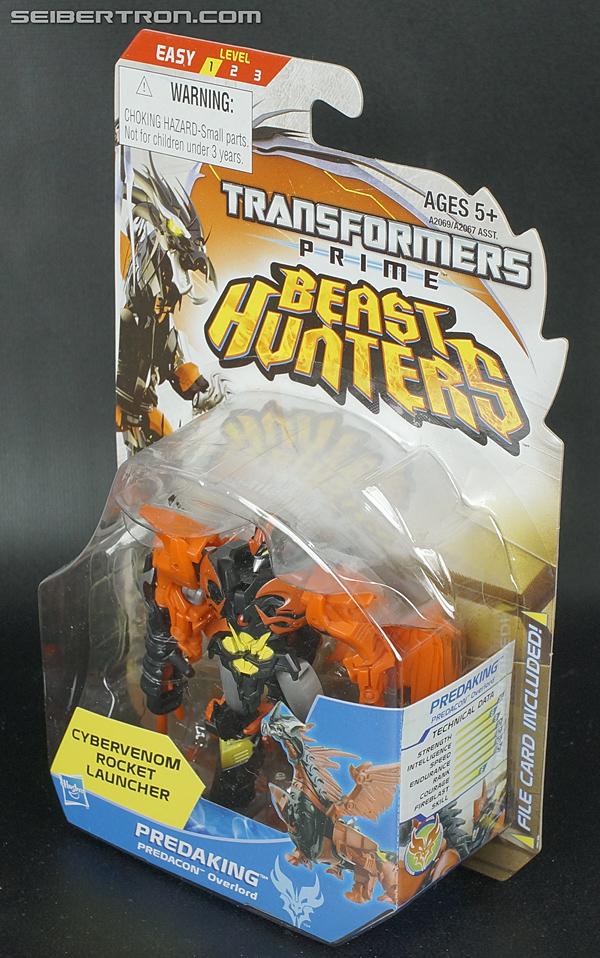 Transformers Prime Beast Hunters Cyberverse Predaking (Image #9 of 102)