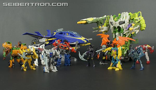 Transformers Prime Beast Hunters Cyberverse Predaking (Image #101 of 102)