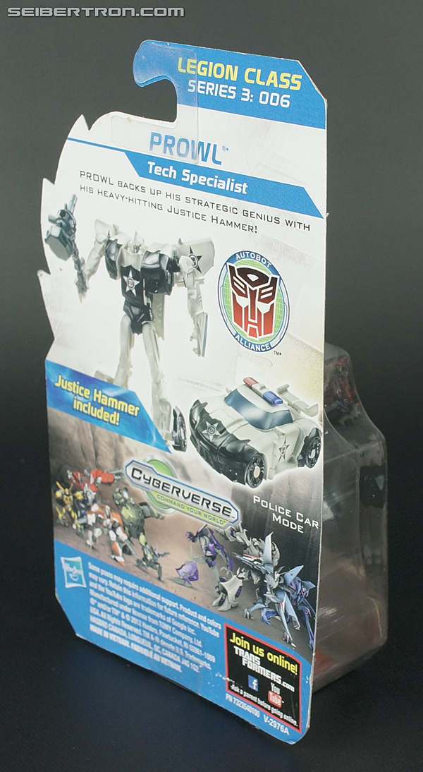 Transformers Prime Beast Hunters Cyberverse Prowl (Image #4 of 87)