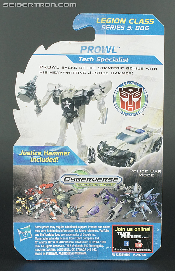 Transformers Prime Beast Hunters Cyberverse Prowl (Image #5 of 87)