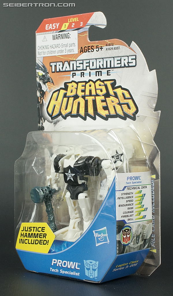 Transformers Prime Beast Hunters Cyberverse Prowl (Image #9 of 87)