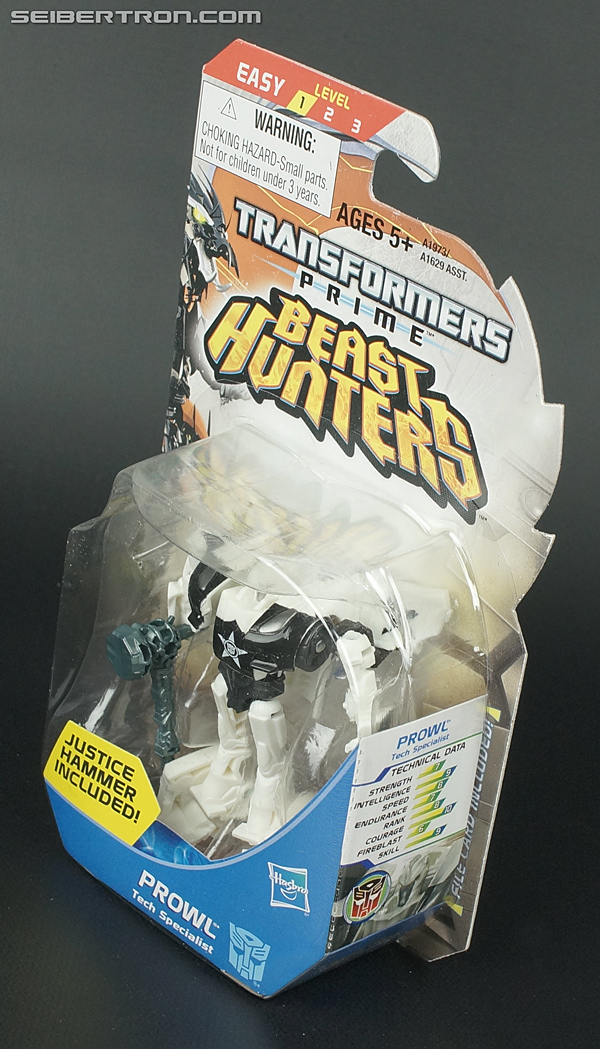 Transformers Prime Beast Hunters Cyberverse Prowl (Image #10 of 87)