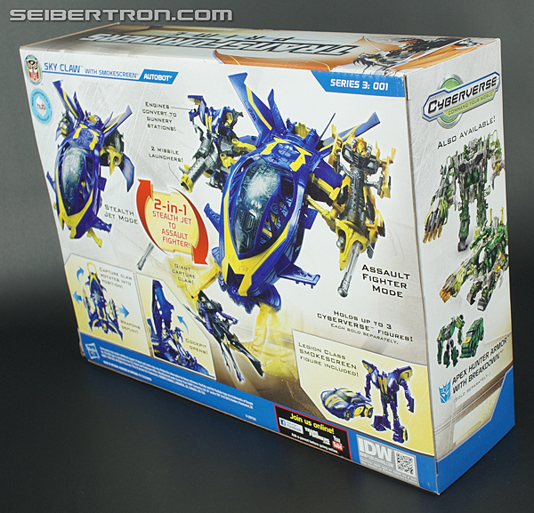 Transformers Prime Beast Hunters Cyberverse Sky Claw (Image #6 of 83)