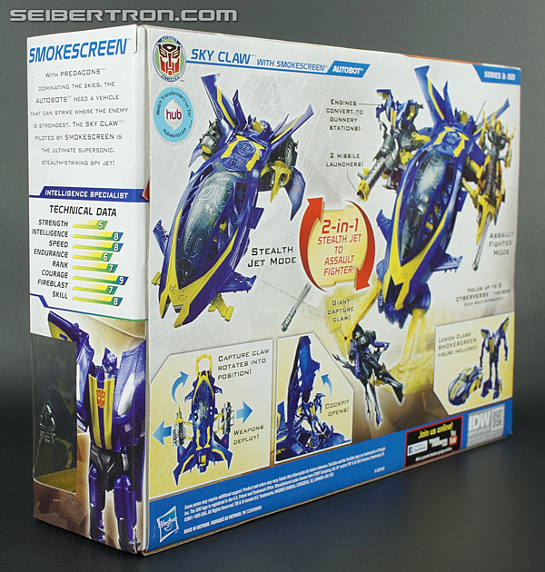 Transformers Prime Beast Hunters Cyberverse Sky Claw (Image #9 of 83)