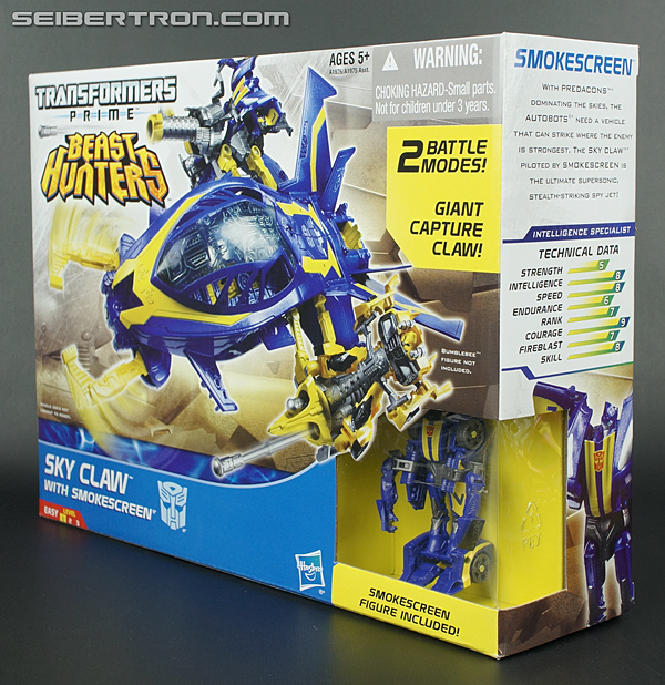 Transformers Prime Beast Hunters Cyberverse Sky Claw (Image #12 of 83)