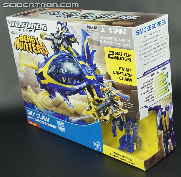 Transformers Prime Beast Hunters Cyberverse Sky Claw (Image #13 of 83)