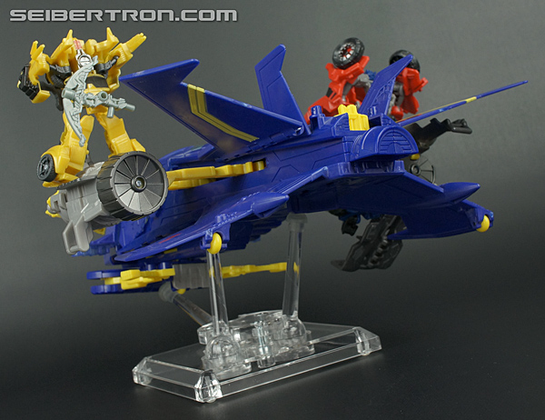 Transformers Prime Beast Hunters Cyberverse Sky Claw (Image #41 of 83)