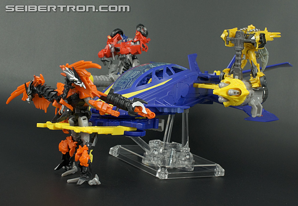 Transformers Prime Beast Hunters Cyberverse Sky Claw (Image #49 of 83)