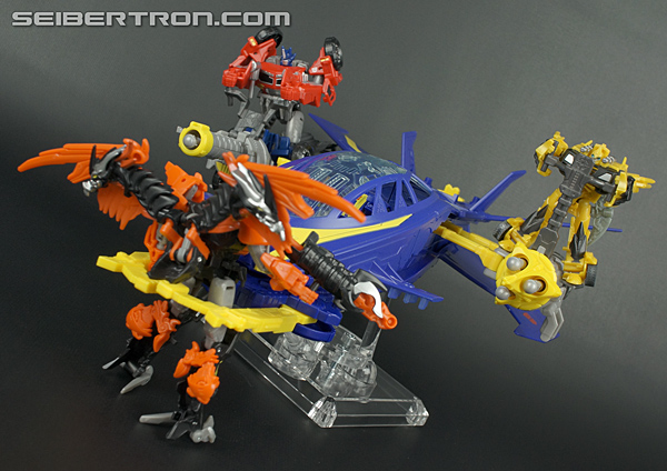 Transformers Prime Beast Hunters Cyberverse Sky Claw (Image #50 of 83)