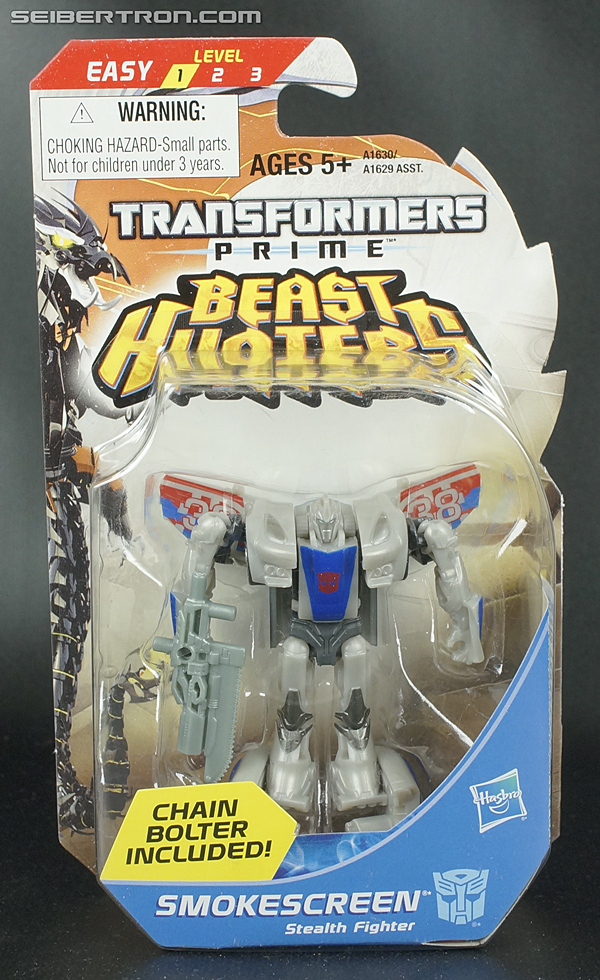 Transformers Prime Beast Hunters Cyberverse Smokescreen (Image #1 of 93)