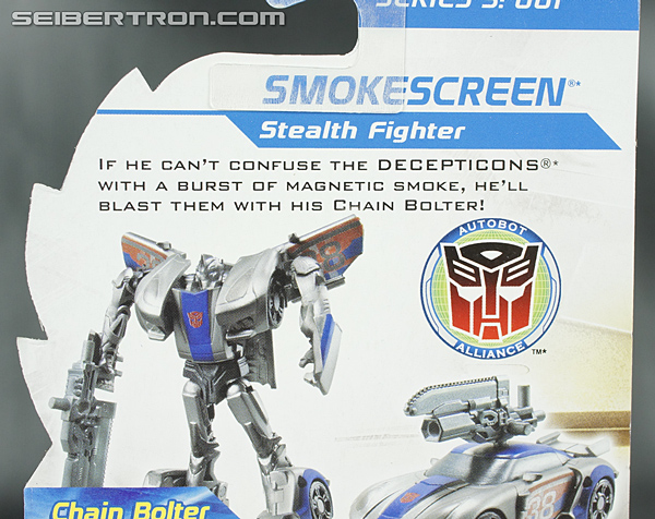 Transformers Prime Beast Hunters Cyberverse Smokescreen (Image #5 of 93)