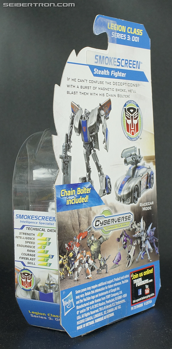 Transformers Prime Beast Hunters Cyberverse Smokescreen (Image #6 of 93)
