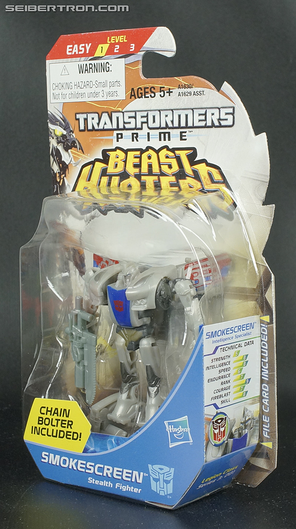 Transformers Prime Beast Hunters Cyberverse Smokescreen (Image #8 of 93)