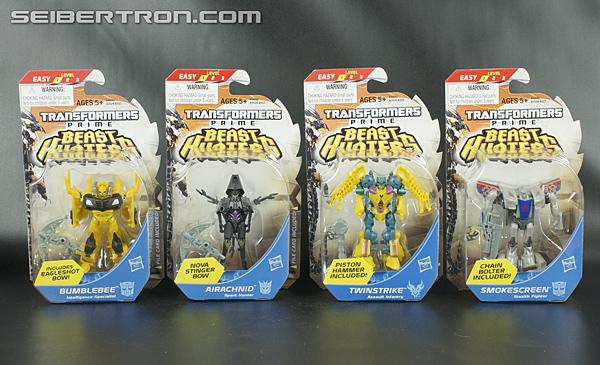 Transformers Prime Beast Hunters Cyberverse Smokescreen (Image #12 of 93)