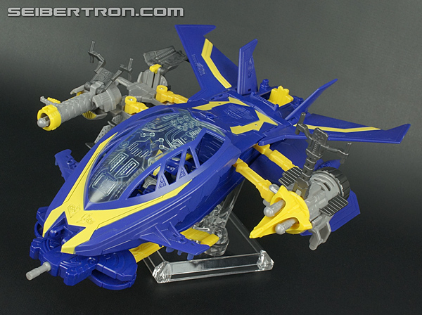 Transformers Prime Beast Hunters Cyberverse Smokescreen (Sky Claw) (Image #1 of 107)
