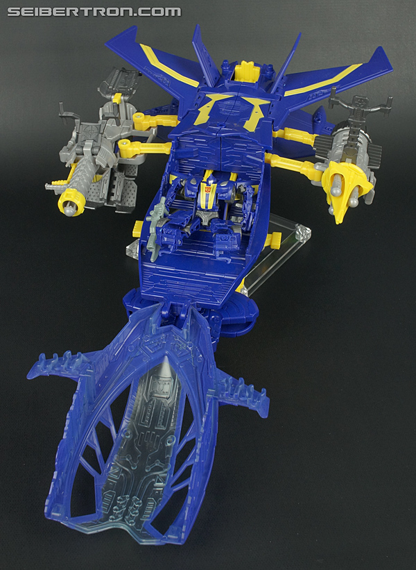 Transformers Prime Beast Hunters Cyberverse Smokescreen (Sky Claw) (Image #2 of 107)