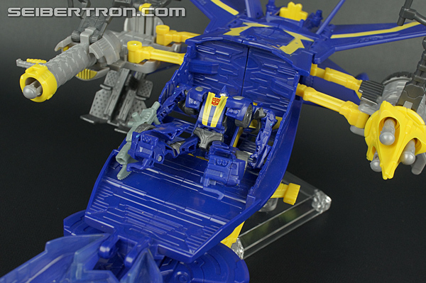 Transformers Prime Beast Hunters Cyberverse Smokescreen (Sky Claw) (Image #3 of 107)