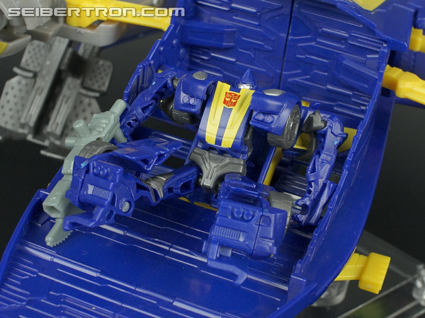 Transformers Prime Beast Hunters Cyberverse Smokescreen (Sky Claw) (Image #4 of 107)