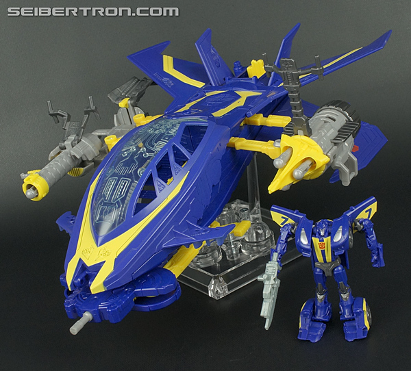 Transformers Prime Beast Hunters Cyberverse Smokescreen (Sky Claw) (Image #5 of 107)