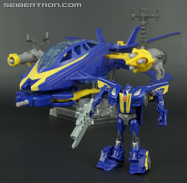 Transformers Prime Beast Hunters Cyberverse Smokescreen (Sky Claw) (Image #7 of 107)