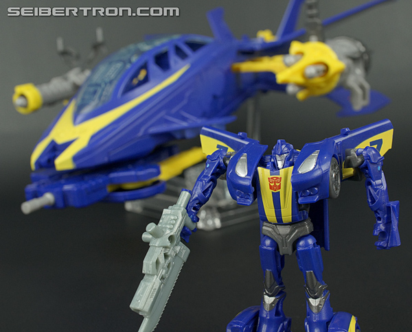 Transformers Prime Beast Hunters Cyberverse Smokescreen (Sky Claw) (Image #8 of 107)
