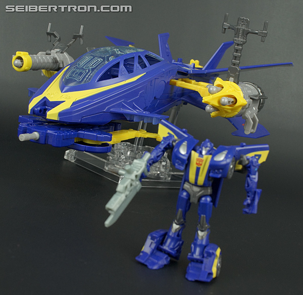 Transformers Prime Beast Hunters Cyberverse Smokescreen (Sky Claw) (Image #12 of 107)
