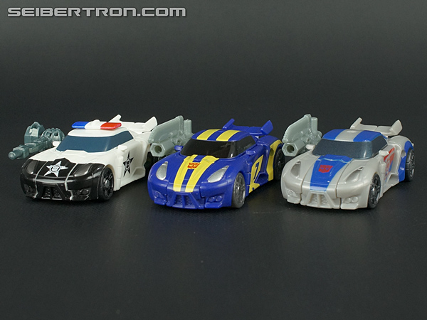Transformers Prime Beast Hunters Cyberverse Smokescreen (Sky Claw) (Image #39 of 107)