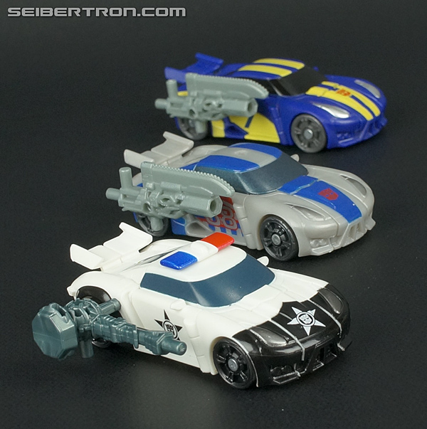 Transformers Prime Beast Hunters Cyberverse Smokescreen (Sky Claw) (Image #40 of 107)