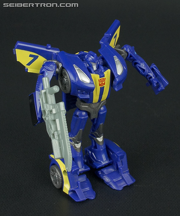 Transformers Prime Beast Hunters Cyberverse Smokescreen (Sky Claw) (Image #50 of 107)