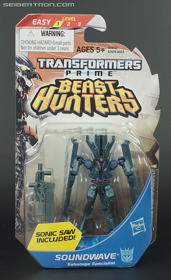 Transformers Prime Beast Hunters Cyberverse Soundwave (Image #1 of 103)
