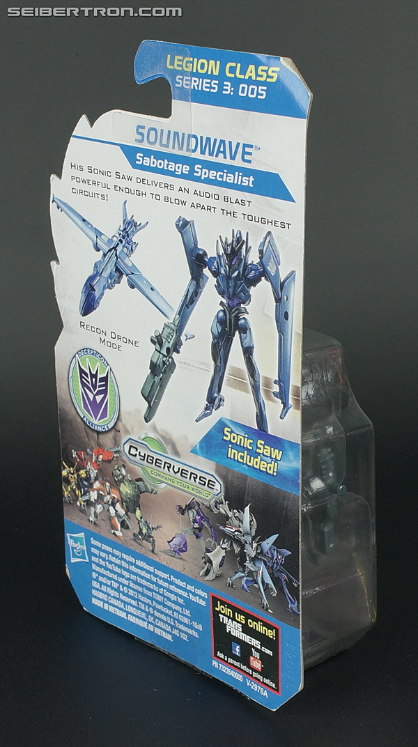 Transformers Prime Beast Hunters Cyberverse Soundwave (Image #4 of 103)