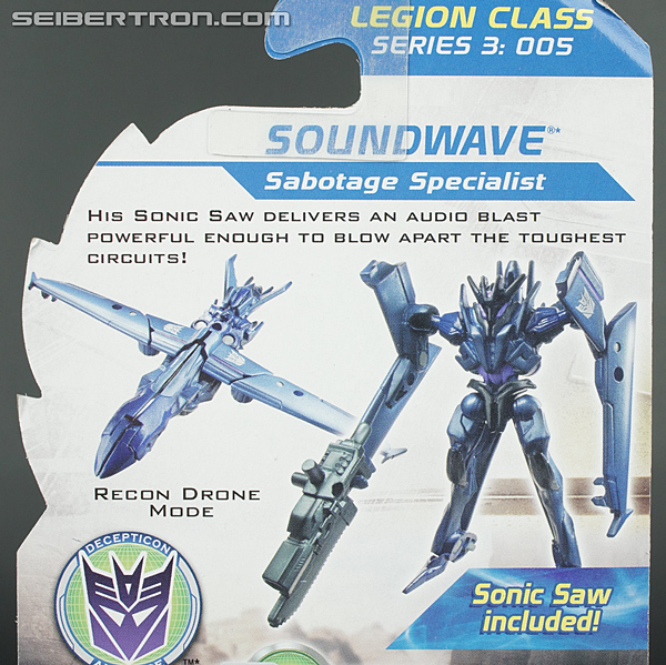 Transformers Prime Beast Hunters Cyberverse Soundwave (Image #6 of 103)