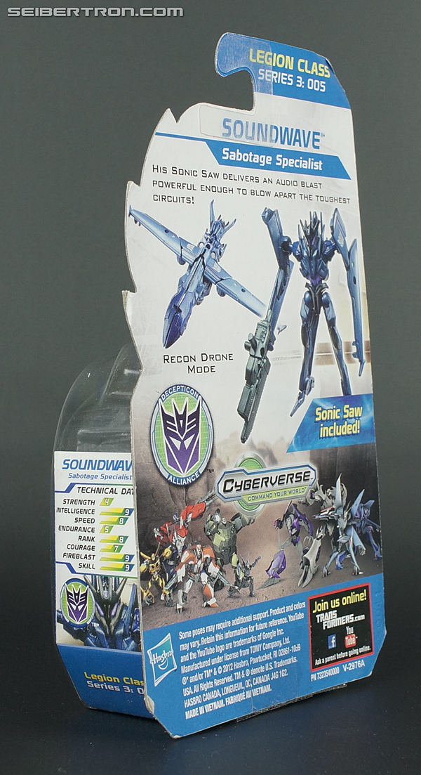Transformers Prime Beast Hunters Cyberverse Soundwave (Image #7 of 103)