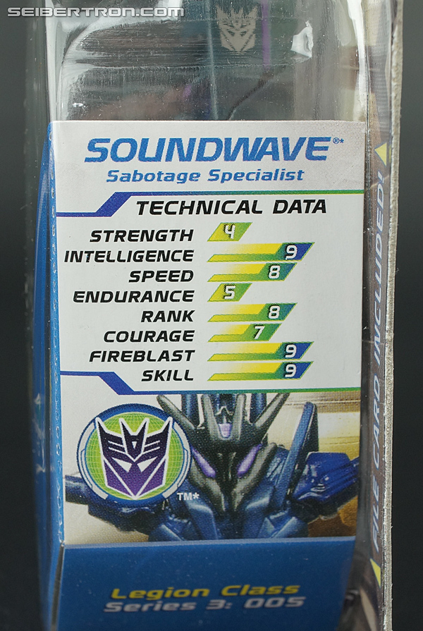 Transformers Prime Beast Hunters Cyberverse Soundwave (Image #8 of 103)