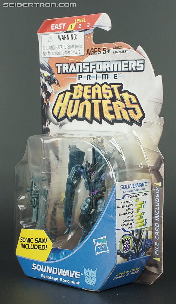 Transformers Prime Beast Hunters Cyberverse Soundwave (Image #9 of 103)