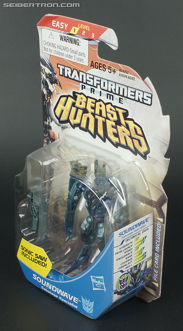 Transformers Prime Beast Hunters Cyberverse Soundwave (Image #10 of 103)