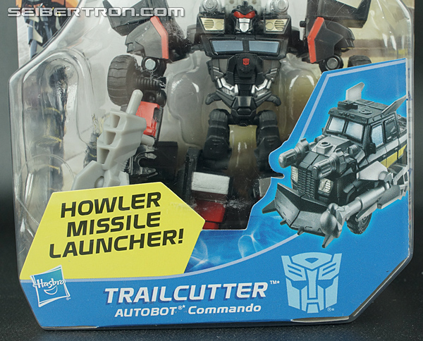 Transformers Prime Beast Hunters Cyberverse Trailcutter (Image #3 of 104)