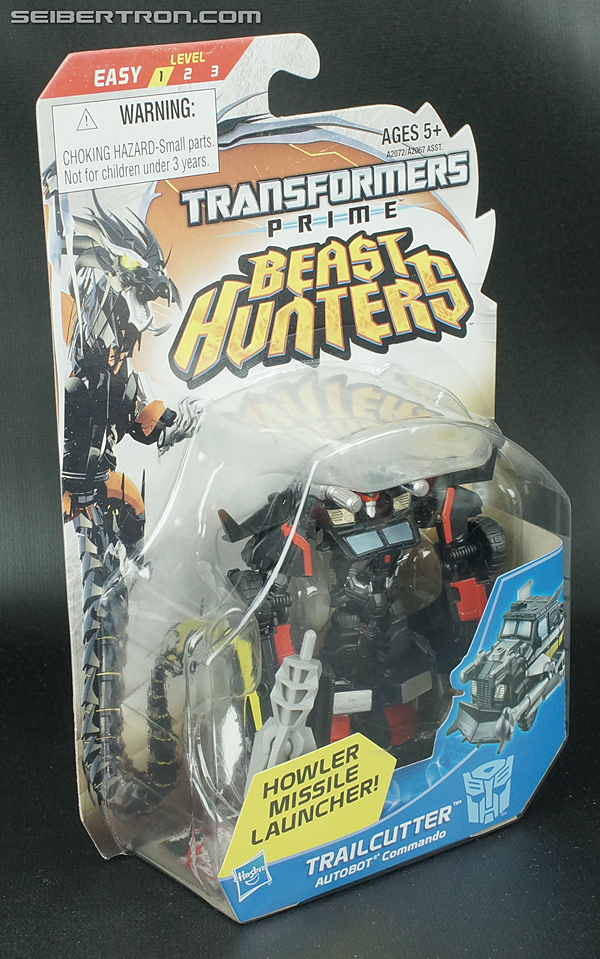 Transformers Prime Beast Hunters Cyberverse Trailcutter (Image #4 of 104)