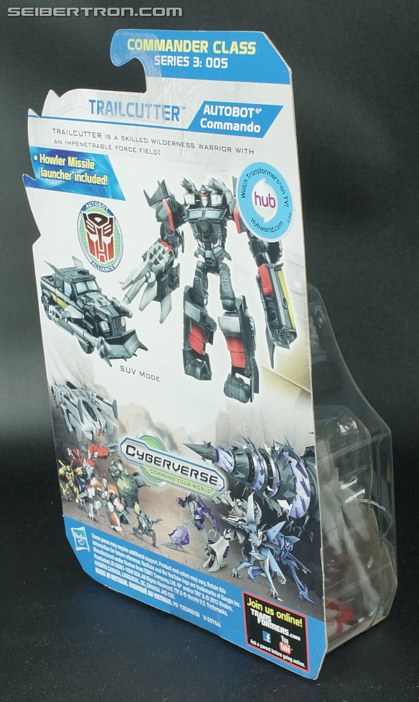 Transformers Prime Beast Hunters Cyberverse Trailcutter (Image #5 of 104)