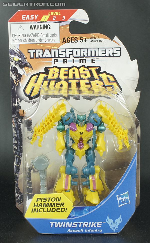 Transformers Prime Beast Hunters Cyberverse Twinstrike (Image #1 of 95)