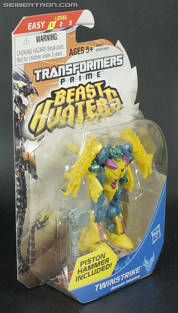 Transformers Prime Beast Hunters Cyberverse Twinstrike (Image #3 of 95)