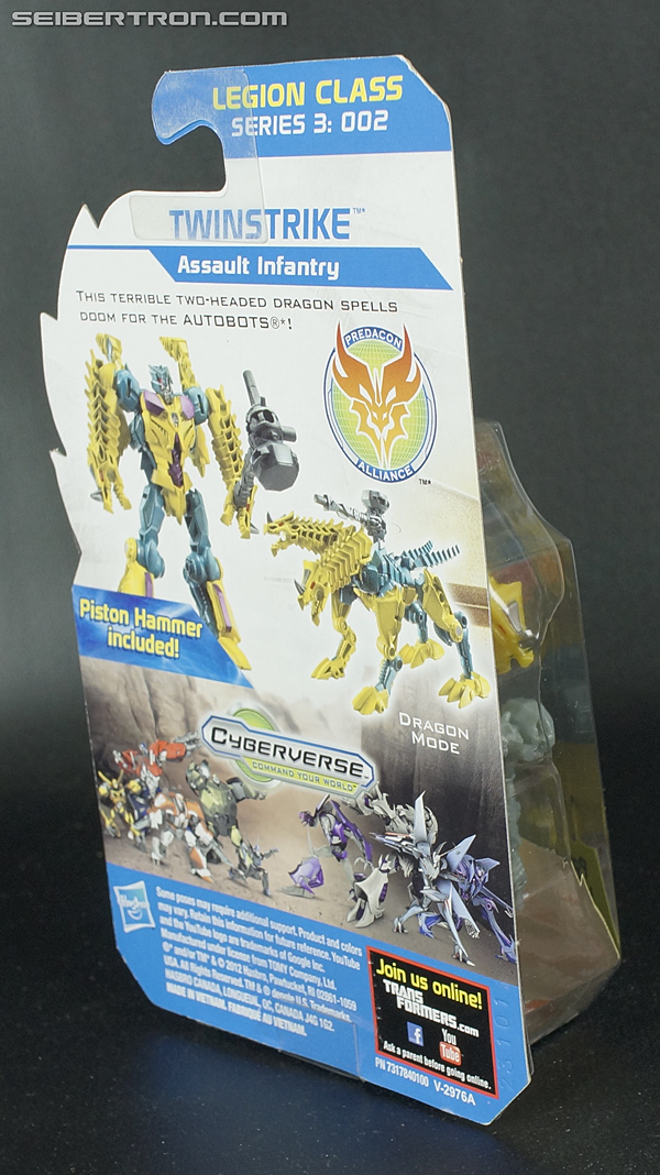 Transformers Prime Beast Hunters Cyberverse Twinstrike (Image #4 of 95)
