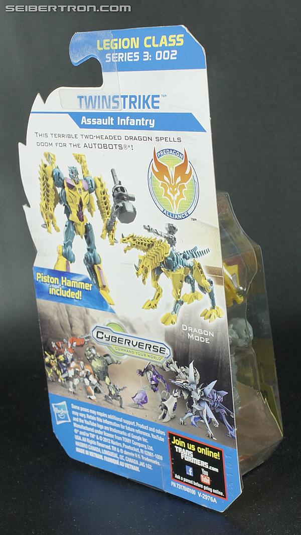Transformers Prime Beast Hunters Cyberverse Twinstrike (Image #4 of 95)